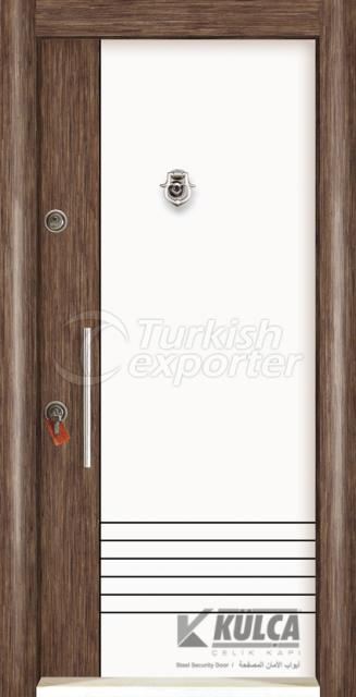 Y-1289 (LAMİNATE STEEL DOOR)
